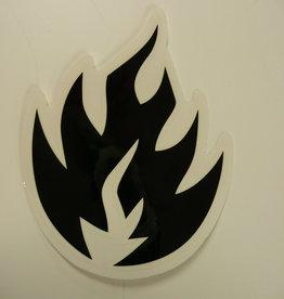 Black Label Black Label Logo Sticker - Assorted Colors