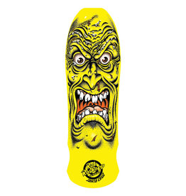 Santa Cruz Skateboards Santa Cruz Rob Face Sticker - Yellow
