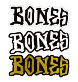 """Bones Bones 5"""" Sticker  - Assorted"""