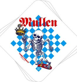 "Bones Powell Bones Brigade Sticker  - Mullen Chess 4.375"""
