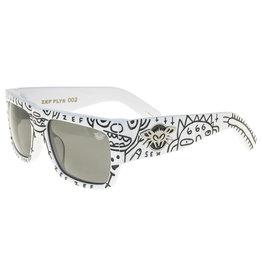 NEW Black Flys Sunglasses SONIC FLY 2 FLOATING POLARIZED MATTE RED Smoke LENS