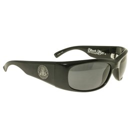 Black Flys Black Flys Fly Ballistics Sunglasses - Shiny Black w/ Smoke Lens