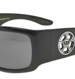 Black Flys Black Flys Racer Fly Christian Flechter Model Sunglasses - Matte Black