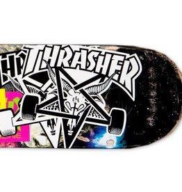 """Thrasher Thrasher Skate Goat Board Sticker - 9"""" x 9"""""""