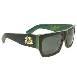 Black Flys Black Flys Steel Pulse Sunglasses - Smoke Lens