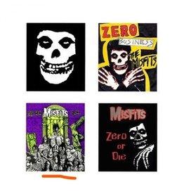 Zero Skateboards x Misfits Sticker -- Earth A.D.