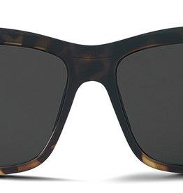 Zeal Zeal Kennedy Sunglasses Torched Tortoise/Dark Grey E-Llume