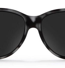 Zeal Zeal Isabelle Sunglasses Smoke Tortoise/Dark Grey E-Llume