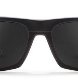 Zeal Zeal Drifter Sunglasses Matte Black Azure/Dark Grey E-Llume