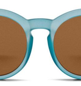 Zeal Zeal Fleetwood Sunglasses Telegraph Blue/Copper E-Llume