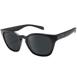 Zeal Zeal Windsor Sunglasses - Dark Grey/Matte Black