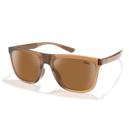 Zeal Zeal Boone Sunglasses Maple