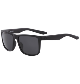 Dragon Alliance Dragon Meridien Sunglasses - Matte Black/Grey