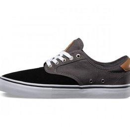 Vans Vans Off The Wall Chima Ferguson Pro Men's Skate Shoes - Grey/Black
