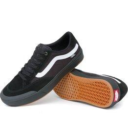 Vans Vans Berle Pro Shoes - Black/Black   5