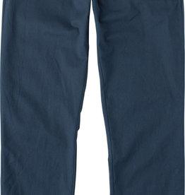 RVCA RVCA The Weekend Stretch Pants Slim - Midnight