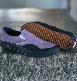 Vans Vans Slip-On Pro Lizzie Armanto Skate Shoes - Purple/Black