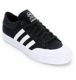 Adidas Adidas Matchcourt ADV Suede Skate Shoes - Black/White