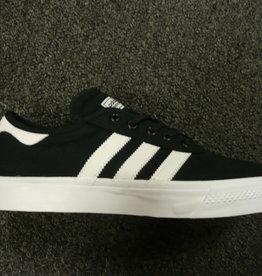 Adidas Adi-Ease Premier Skate Shoes - Black/White