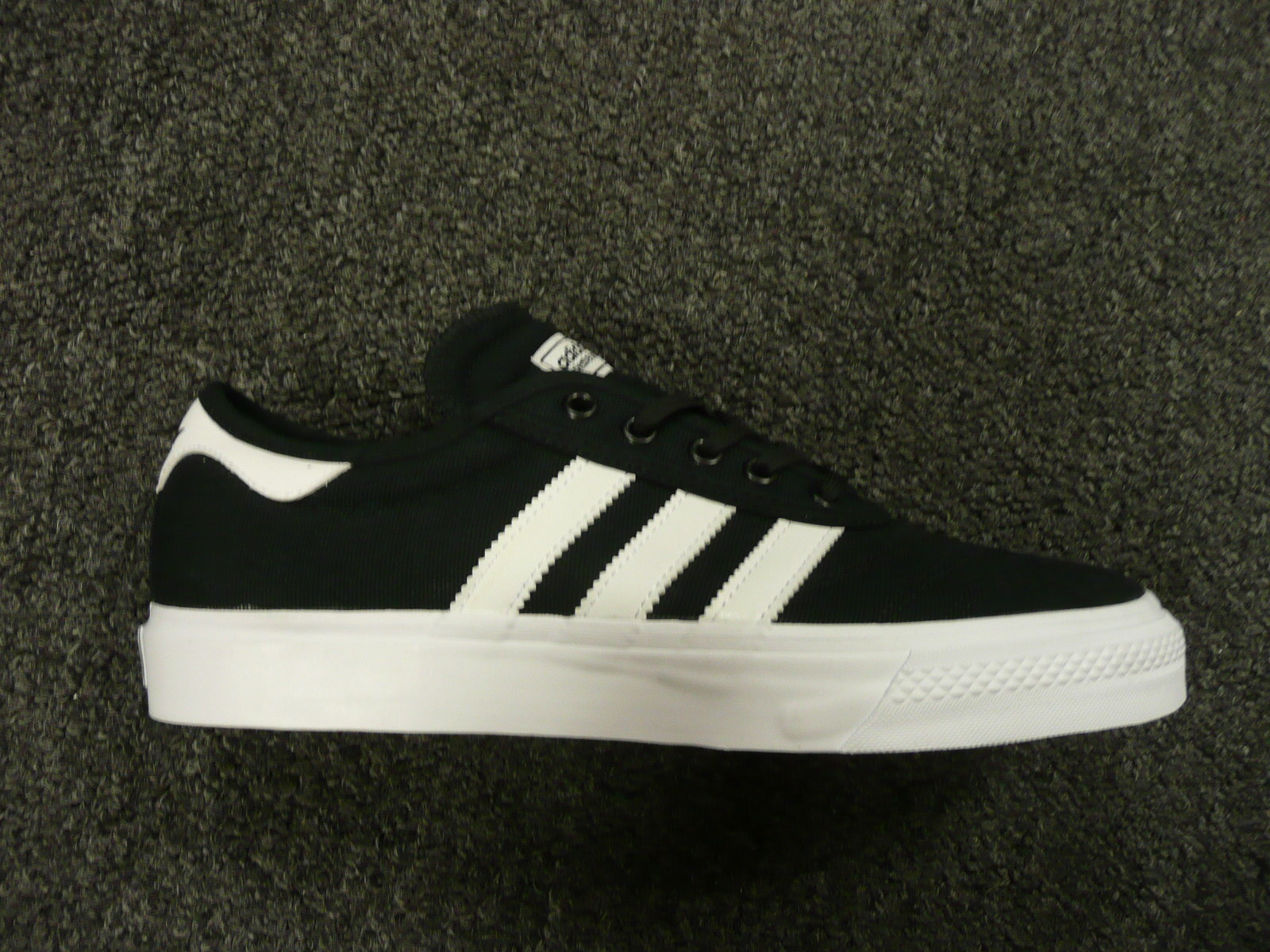 Adidas Adi Ease Premier Skate Shoes BlackWhite