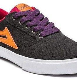 Lakai Lakai Pico Kid's Skate Shoes - Black/Orange