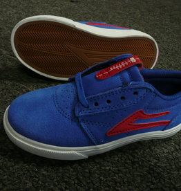Lakai Lakai Griffin Kids Skate Shoes - Royal Suede