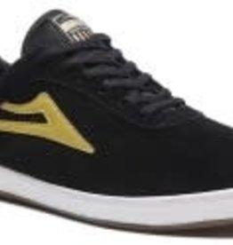 Lakai Lakai Sheffield XLK Men's Skate Shoes - BLACK/GOLD