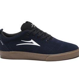 Lakai Lakai Bristol Men's Skate Shoes - Navy/Gum Suede