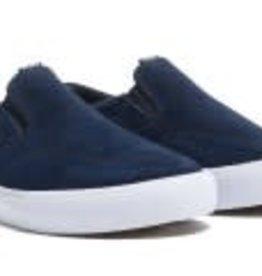 Lakai Lakai Owen Kids Skate Shoes - Navy Suede