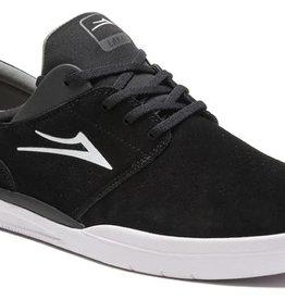 Lakai Lakai Fremont Skate Shoes - Black Suede