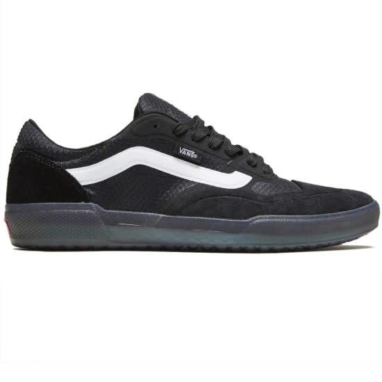 Vans Vans Ave Pro Skate Shoes - Black/White