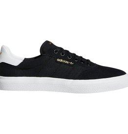 Adidas Adidas 3MC Skate Shoes - Black/White