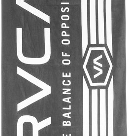 RVCA Placement Towel - Black/White