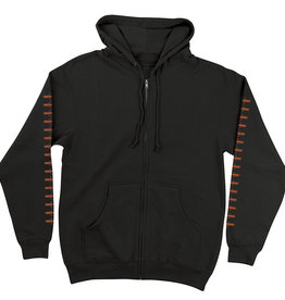 Independent Independent Truck Co. OG Lightweight Zipped Hoodie - Black