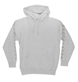 Independent Independent x Thrasher Pentagram Cross P/O Hoodie - Grey Heather