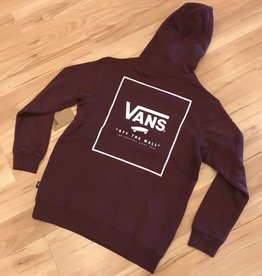 Vans Vans Print Box Back PO Hoodie - Port Royale