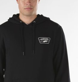 Vans Vans Off The Wall Full Patched Pullover Hoodie - Black