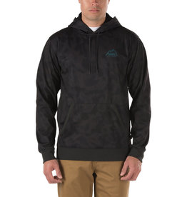 Vans Vans Off The Wall Dalemead Bonded Hoodie - Pirate Black
