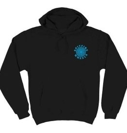Spitfire Wheels Spitfire Wheels OG Classic Youth Pullover Hoodie - Black
