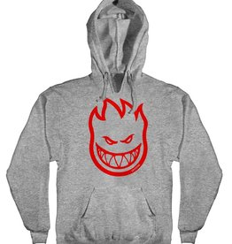 Spitfire Wheels Spitfire Wheels Bighead Youth Pullover Hoodie - Grey