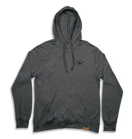 Primitive Apparel Primitive Pennant Arch Pullover Hoodie - Athletic Heather
