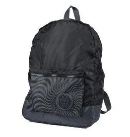 Spitfire Wheels Spitfire Bighead Swirl Backpack - Black