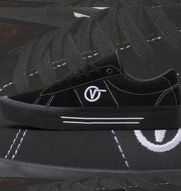 Vans Vans Saddle Sid Pro - Black/Black/White