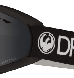 Dragon Alliance 2019 Dragon Alliance DX Goggles Black/LL Dk Smk