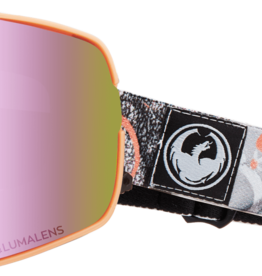 Dragon Alliance 2019 Dragon Alliance NFX2 Goggles Flaunt/LL Pink Ion + LL Dk Smk