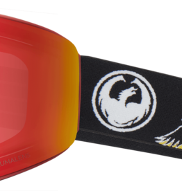 Dragon Alliance 2019 Dragon Alliance PXV Goggles Eagle/LL Red Ion + LL Amber