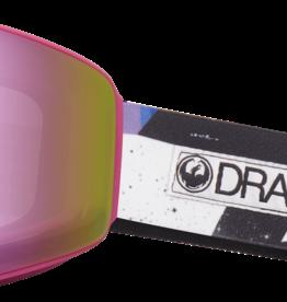 Dragon Alliance 2019 Dragon Alliance PXV Goggles Tropic/LL Pink Ion + LL DkSmk