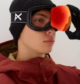 Burton 2019 Anon Men's M2 Goggle - Black/Sonar Red