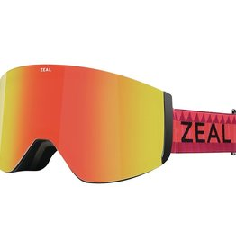 Zeal Zeal Hatchet Red Rocks Goggles 2019 Phoenix Mirror