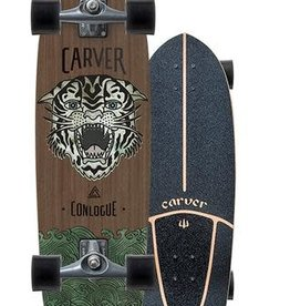 Carver Carver CX Raw CC Sea Tiger - Skate Cruiser - 29.5""